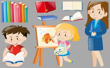 幼儿教师尊重孩子不轻易否定他们的想法