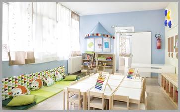 幼儿园不用天然石材空气质量测评才会绿色环保