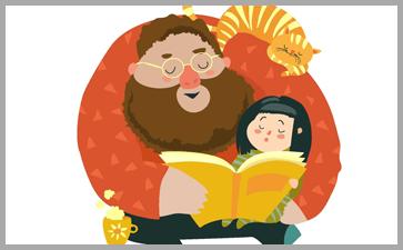 儿童益智故事能灌输好的思想还提高语言表达能力