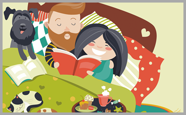 培养优良品格的儿童益智故事还有助于孩子的睡眠