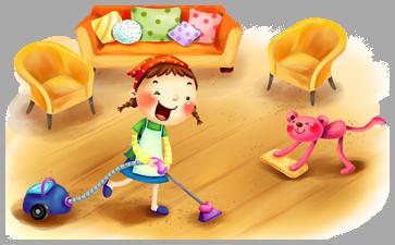 3-7岁早教开始就是语言能力和生活习惯