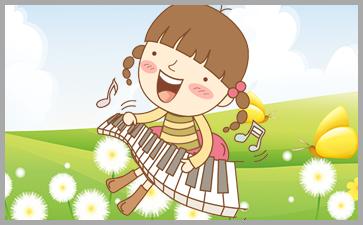 儿童音乐启蒙课程学习的方式多样性