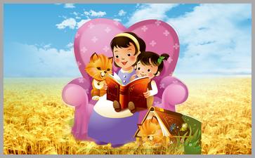 亲子阅读增强安全感