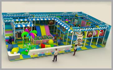 做好儿童乐园的安全设施
