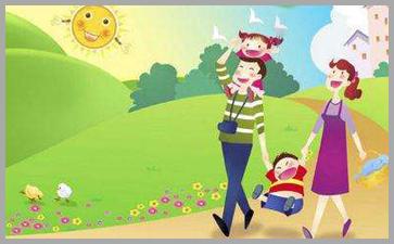 培养行为习惯也要带着孩子扩大视野