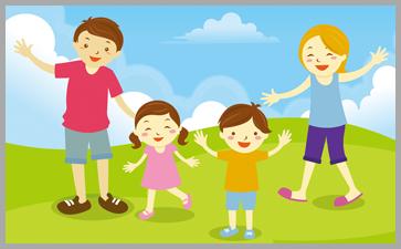 成长环境是儿童早教的基础