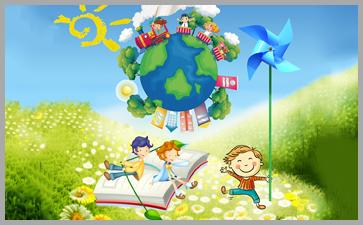 儿童乐园改变家长教育思想